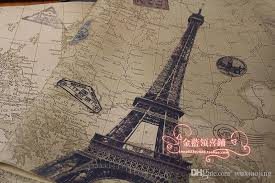 eiffel tower wrapping paper eiffel tower vintage gift wrapping paper gift wrap scrapbooking