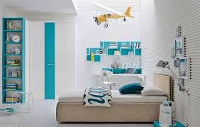 Corner Desk For Kids Room by Kids Room Cool Aqua Blue And White Kids Bedroom Decor Ideas With