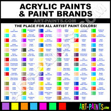 best acrylic paint brand