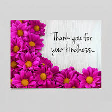 product details thank you for your kindness christian greeting