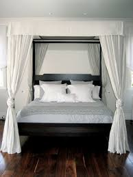 White Metal Canopy Bed by Bedroom Modern Canopy Bed With Beautiful White Theme Idolza