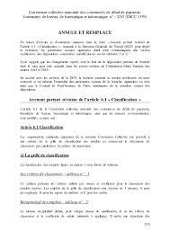 convention collective des bureaux d 騁udes techniques convention collective nationale des bureaux d 騁udes techniques