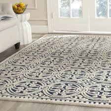 Blue Wool Rug 6 Best Farmhouse Rugs On A Budget The Holtz House