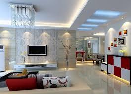 Pop False Ceiling Designs For Modern Living Room With TV Ideas - Pop ceiling designs for living room