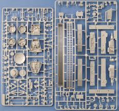 Millennium Falcon Floor Plan by Small Wonder Fine Molds 1 72nd Scale Millennium Falcon