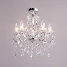 chandeliers for small bathrooms spa 19713 chr luxurious bathroom