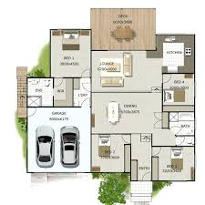 4 bedroom house blueprints 4 bedroom house designs gizmogroove