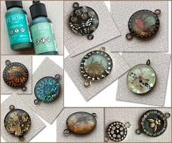 necklace pendant making images Jewelry resins jewelry clays and related supplies rings things jpg