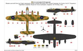 airfix a09007 avro lancaster b iii special the dambusters 1 72