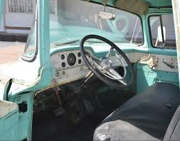 Classic Ford Truck Seats - good old truck 1959 ford f 100 short bed