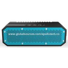 china ip67 rugged outdoor bluetooth speaker powered active