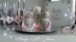 bougie hennã mariage bougies al manar home