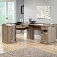 L Shaped Executive Desk Bowerbank L Shaped Executive Desk Reviews Birch