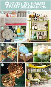 Summer Party Decorations 223 Best Summer Party Planning Images On Pinterest Kitchen