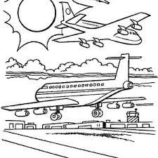 airline planes coloring airline planes coloring jpg