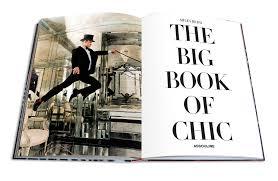 big book the big book of chic by redd assouline assouline