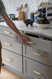 ikea kitchen cabinet filler panels brownstone boys how to get budget kitchen cabinets with a