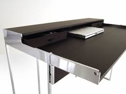 Contemporary Writing Desk Magic Desk Yomei U0027s Modern Leather Writing Desk