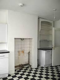 Empty Kitchen Mademoiselle Poirot