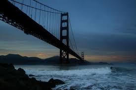 golden gate bridge getting first full paint job in 75 years nbc