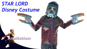lord costume lord guardians of the galaxy vol 2 disney store costume and