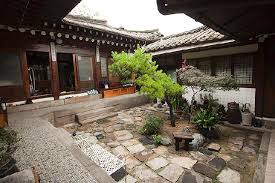 house with courtyard the central courtyard picture of so sun jae guesthouse seoul