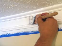 weekend project how to create faux crown molding hgtv