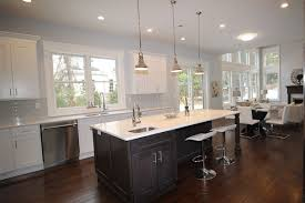 two tone kitchen cabinets and island two tone kitchen cabinet ideas k b construction home