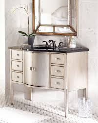 inspiring mirrored bathroom vanity horchow with 4 cabinet legs