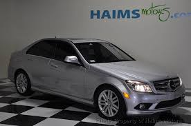 2008 mercedes c 300 2008 used mercedes c class c300 4dr sdn 3 0l luxury rwd at
