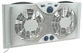 electrically reversible twin window fan amazon com holmes hawf2041 n twin window fan with comfort control