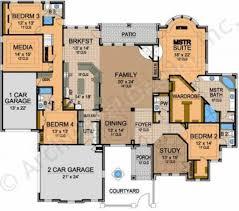royal county down texas house plan luxury floor plans house