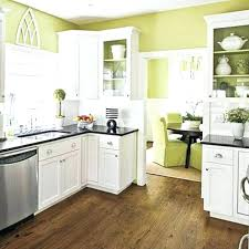 wall color ideas for kitchen kitchen paint ideas with brown cabinets mortonblaze org