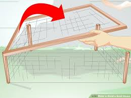 build a house how to build a snail house with pictures wikihow