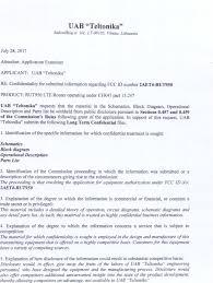 rut950 rut950 cover letter confidentiality uab teltonika