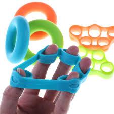 toy finger rings images New hand finger grip strengthener exercise rings includes finger jpg
