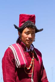ladakh clothing 27 best images on days kashmir india and leh