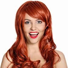 Partyfrisuren Lange Haare Offen by Rot Gefärbte Partyfrisur Für Lange Haare Offen Gestylt Rote Haare