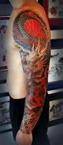 47 dragon tattoos on sleeve