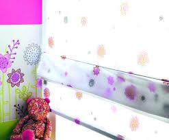 store chambre bébé voilage chambre enfant store en voilage a fleurs chambre denfants