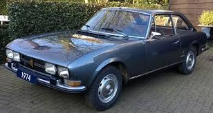 peugeot classic cars peugeot 504 coupé 1974 catawiki