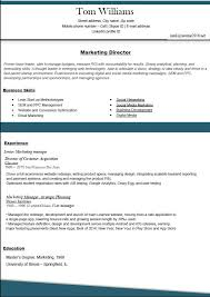 Marketing Resume Examples Marketing Sample Resumes Livecareer by Example Resume For Singer College Essay Writing Western