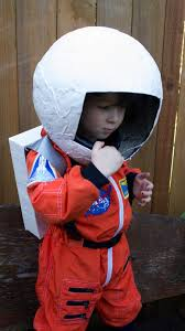 Astronaut Toddler Halloween Costume Diy Astronaut Helmet Kids Halloween