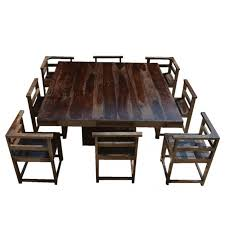 reclaimed wood square dining table uncategorized square wood dining table for fantastic hand
