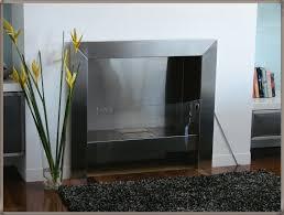 futuristic fireplace decorative sheet metal home decorations ideas