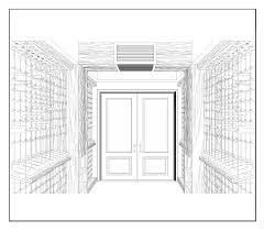 Wine Cellar Floor Plans by Cable Wine Systems