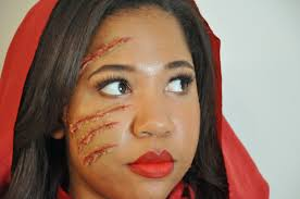 Little Red Riding Hood Makeup For Halloween by Little Red Riding Hood Makeup Pictures Mugeek Vidalondon