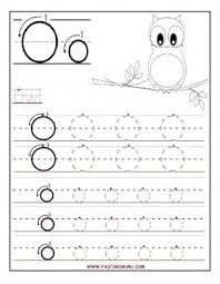 printable alphabet tracing letters free free printable letter o tracing worksheets for preschool free