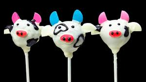 cow cake pops cookies cupcakes and cardio recipe youtube
