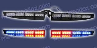 Led Emergency Dash Lights Led Dash Deck Visor Lights Xuancheng Tripodox Trade Co Ltd